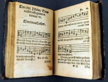 Christliches Lied unser Gott
